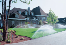 Our Commerce City Sprinkler Repair Team does sprinkler system installation