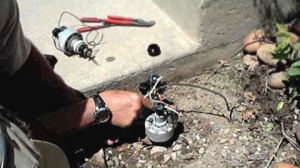 Our Commerce City Sprinkler Repair team is ready to fix poor wiring